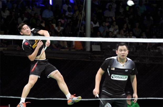 Thailand Open: Koo Kien Keat/Tan Boon Heong roll into second round