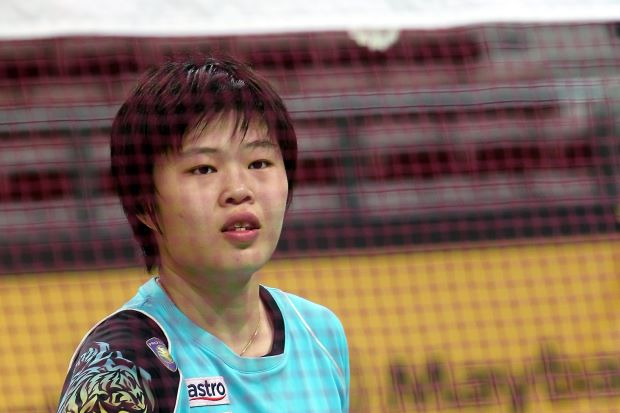 National singles player Tee Jing Yi, who'll be playing in the Malaysian Open qualifying rounds on Tuesday, hopes to put a bad year behind her and help Malaysia qualify for the Uber Cup Finals in May.