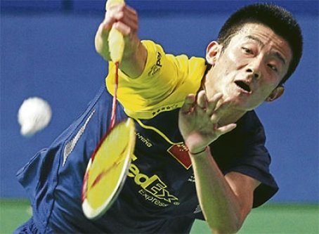 Chen Long is the player China will depend on to win honours this year.