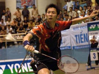 Vietnam's top male badminton player Nguyen Tien Minh will take on his first international challenge of the new year at the VICTOR Korea Open Super Series from January 12-17.