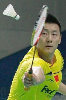 Chen Jin of China
