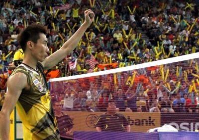 Lee Chong Wei Won Malaysia Open 2012