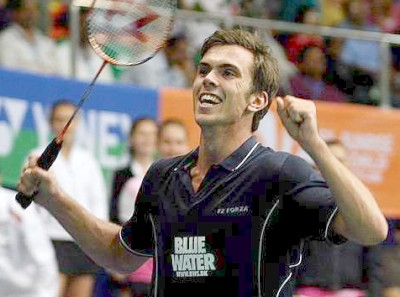 "Jorgensen: ""It was quite fun to beat him (Taufik) here.'"