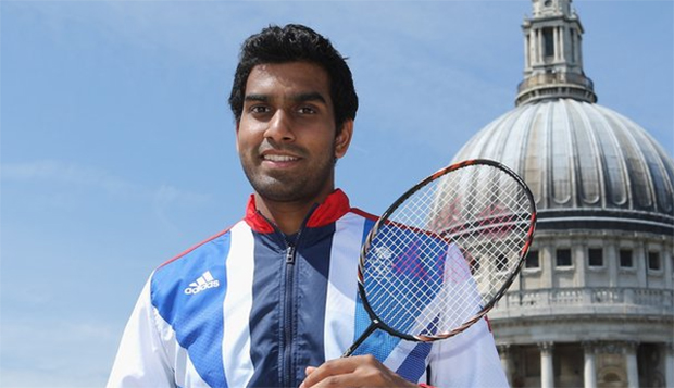 England's Rajiv Ouseph focuses on All England bid