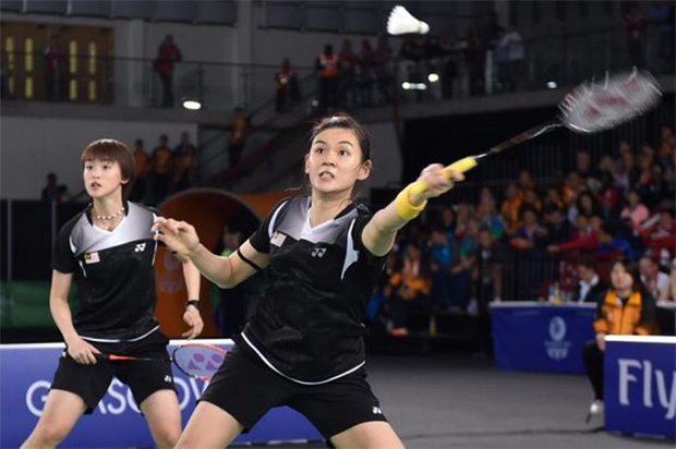 German Open: Vivian Hoo/Woon Khe Wei in final 8