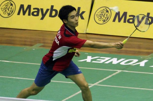 Cheam June Wei will represent Malaysia in the boys' singles category of the Asian Junior Championships in Taiwan from Feb 16-23.