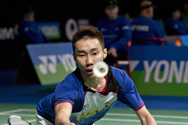No birthday joy for Malaysia's Lee Chong Wei, who turns 31 on Monday, as he was beaten in straight sets by China's Chen Long in the Denmark Open men's singles final on Sunday.