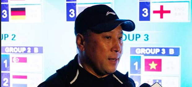 2015 Sudirman Cup draw needs to be redrawn