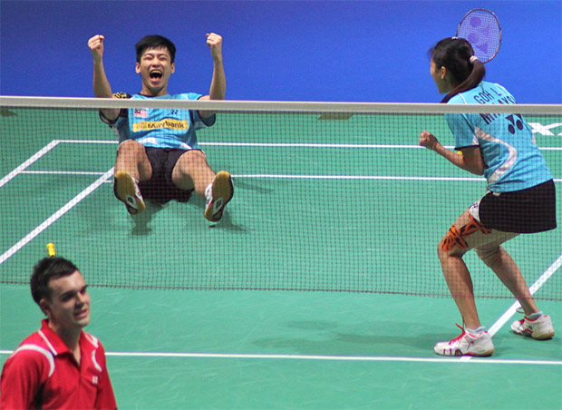 Daren Liew, Chan Peng Soon/Goh Liu Ying advance to Polish Open finals