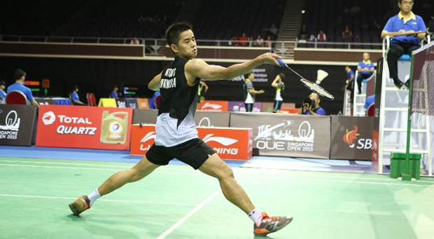 Singapore Open: Chong Wei Feng, Simon Santoso in main draw