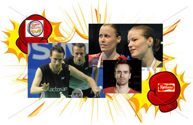 New twist in the firing of Pedersen,Juhl,Fischer, Boe & Mogensen from Denmark team