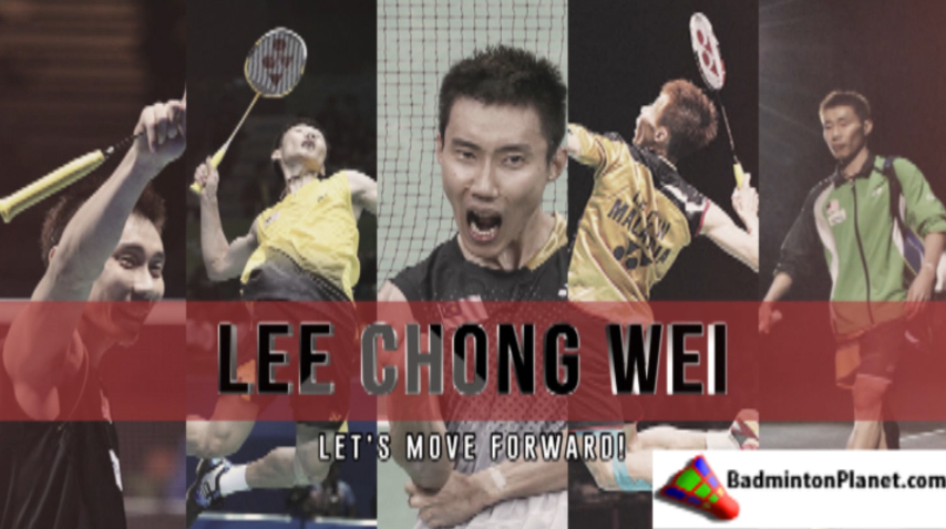 Lee Chong Wei is back! (video)