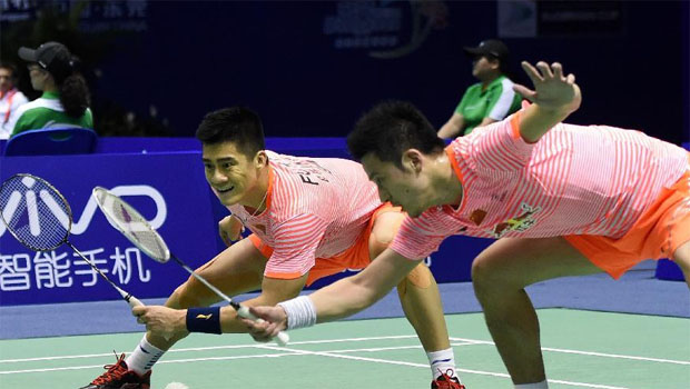 Sudirman Cup: China beat Thailand 5-0