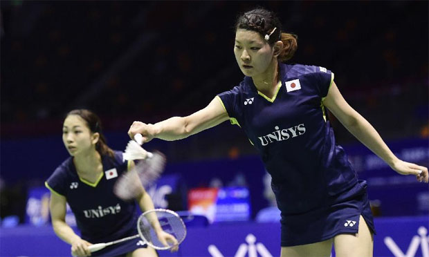 Sudirman Cup: Japan eliminates Denmark 3-2