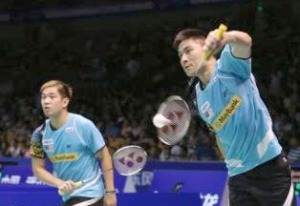 In disarray: Koo Kien Keat-Tan Boon Heong have no major titles to show since winning the Malaysian Open in 2010.