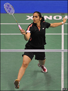 Nehwal also became the first Indian to win a Super series tournament
