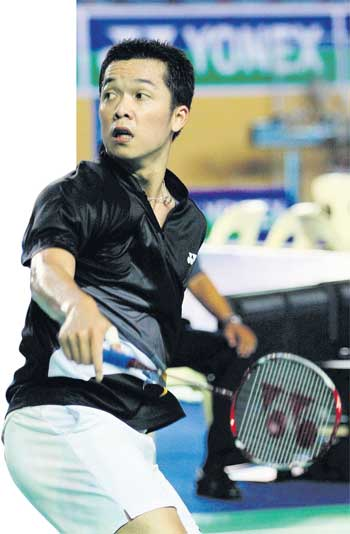Taufik Hidayat feels the World Championships should be a biennial affair.