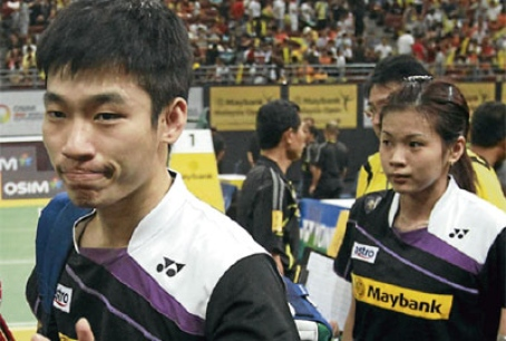Mixed pair Chan Peng Soon (left) and Goh Liu Ying have the potential to go for Olympic gold, according to BA of Malaysia secretary Ng Chin Chai.
