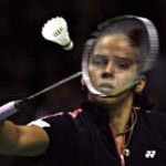 2011 turned out to be disappointing for Saina Nehwal as she could win only the Swiss Grand Prix Gold.