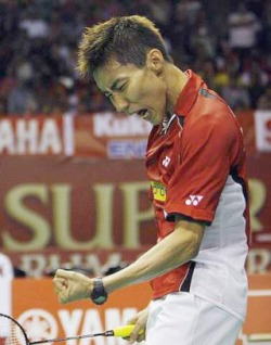 Leave me alone: Lee Chong Wei wants to stay focused on the World Championships starting on Aug 10.