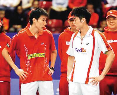 Lee Chong Wei V.S Lin Dan
