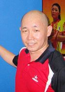 Right track: Yap Kim Hock has been producing world junior doubles champions at the BJSS.