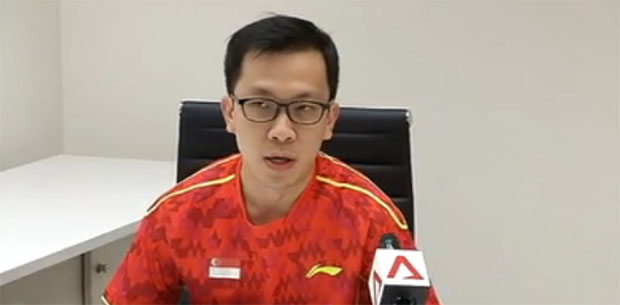 Chua Yong Joo becomes new head coach for Singapore national badminton team