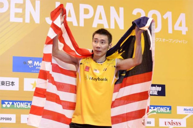 Lee Chong Wei is back to compete in the Superseries