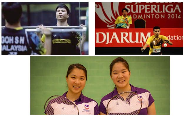 Soon Huat, Iskandar, Hui Lin included in Asian Games