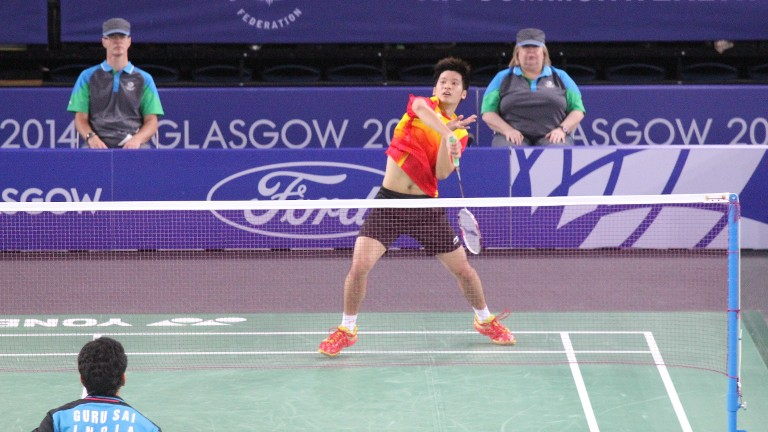 Glasgow 2014: P. Kashyap vs Derek Wong in final