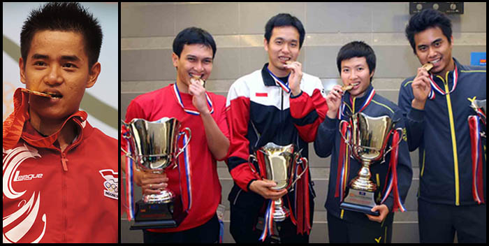 Simon Santoso and Ahsan-Setiawan to miss World Champs