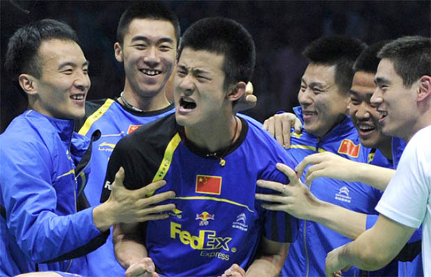 Chen Long #1 threat to Chong Wei at World Champs