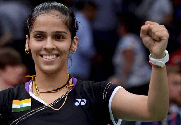 Saina Nehwal regains World No.1, signs with IOS group