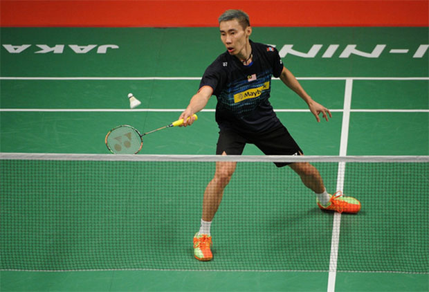 2015 Japan Open: Lee Chong Wei gets a tough draw