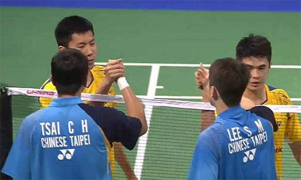 World Champs Day 3: Disappointing end to Goh V Shem/Lim Khim Wah