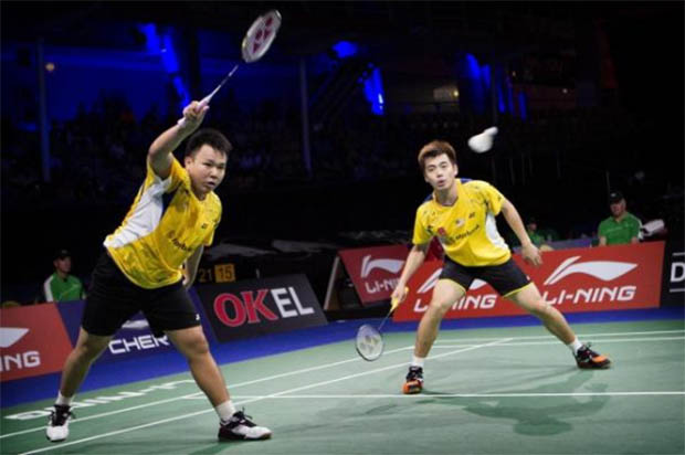 World Champs run ends for Hoon Thien How/Tan Wee Kiong
