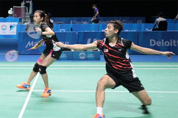 Chan Peng Soon/Goh Liu Ying, Chong Wei Feng reach semi-finals at Vietnam Open