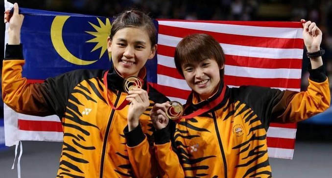 Glasgow 2014: Double gold delight for Malaysia