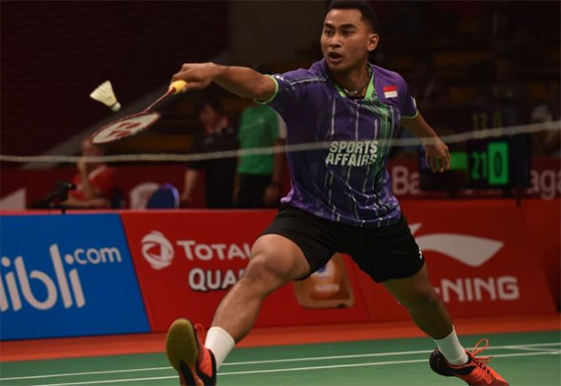 Tommy Sugiarto eases through, Chan Peng Soon/Goh Liu Ying out in Vietnam