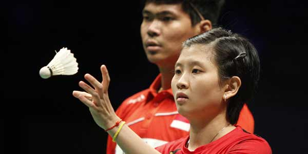 Praveen Jordan/Debby Susanto qualified for World Champs