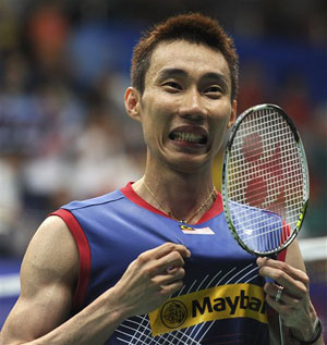 It's on...Chong Wei-Lin Dan dream final