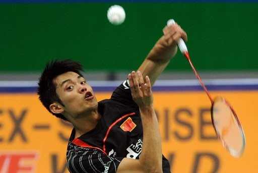 Lin Dan dropped just one game in six matches