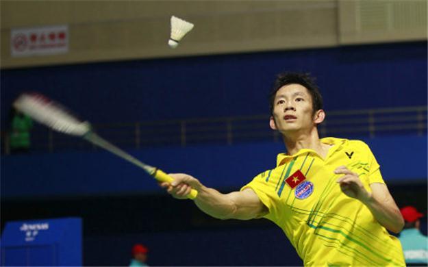 Vietnam Open Grand Prix 2012: Tien Minh Nguyen emerges as Men's Singles title winner