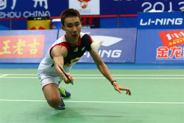 Lee Chong Wei led his Mumbai Masters team to success by playing in two events at the Indian Badminton League in New Delhi.