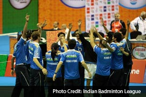Awadhe Warriors entered the final of inaugural Indian Badminton League after beating Mumbai Masters 3-2 in the second semi-final at Bangalore. Catch all the highlights from the match