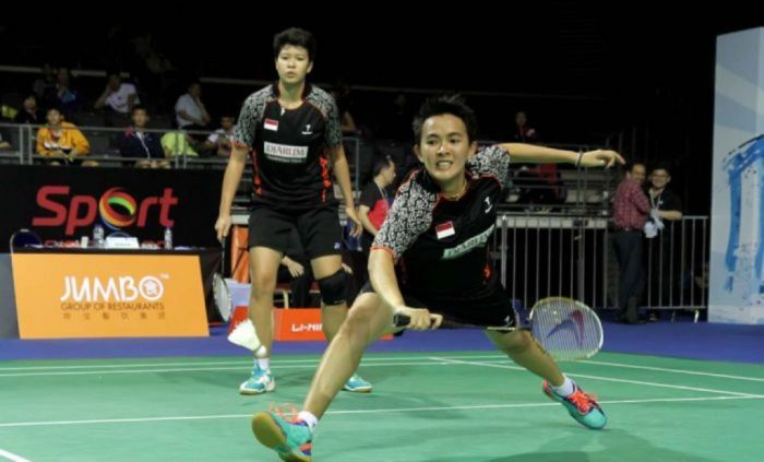 Indonesia wins four titles at Indonesian Masters GPG