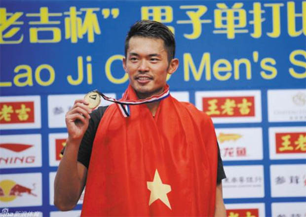 Lin Dan denies joining Malaysia Purple League