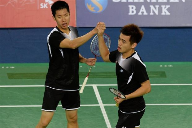 Goh V Shem-Tan Wee Kiong in quarters
