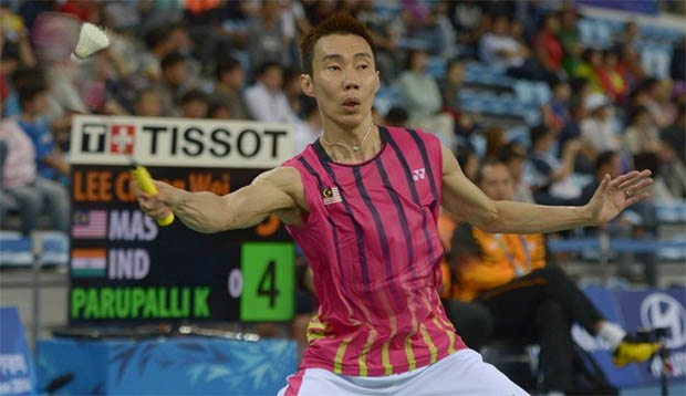 Asian Games: Lee Chong Wei, Lin Dan in quarters