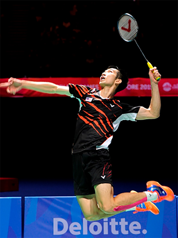 Chong Wei Feng seeks Olympic dream